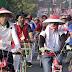 Karnaval Sepeda Hias Kebhinekaan Meriahkan HUT RI Ke-74