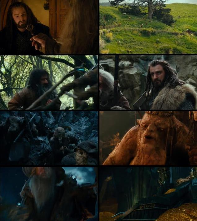 The hobbit an unexpected journey hindi audio track download free. full version