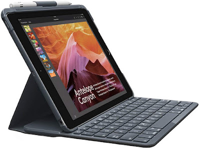 Logitech Slim Folio (funda)