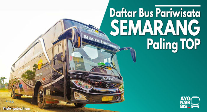 Bus pariwisata semarang buruan Bismania