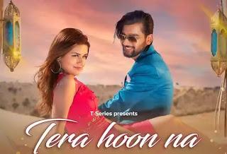 TERA HOON NA Lyrics - Nikhil D'Souza x Avneet Kaur
