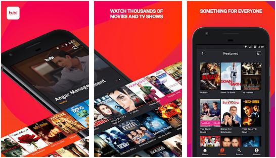 افضل 5 تطبيقات لمشاهذة قنوات وافلام ومسلسلات على هواتف الاندرويد مجانا 2021
