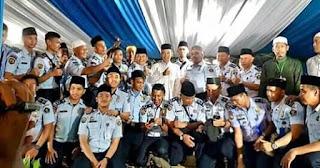 Tausiyah dan Doa Keselamatan Bersama Ustadz Abdul Somad di Lapas Kelas II Tarakan Kalimantan Utara 20191204 - Kajian Islam Tarakan