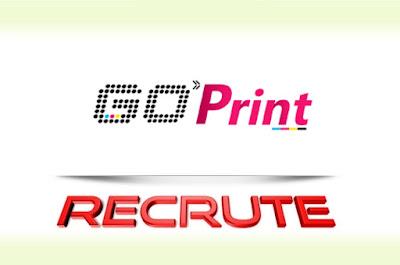 Go Print recrute