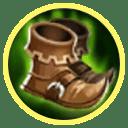 Warrior Boots adalah item pertama Freya