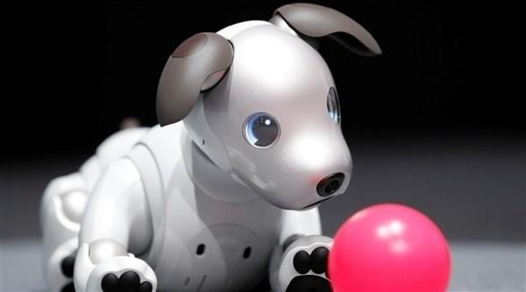 كلب آلي من شركة سوني اليابانية