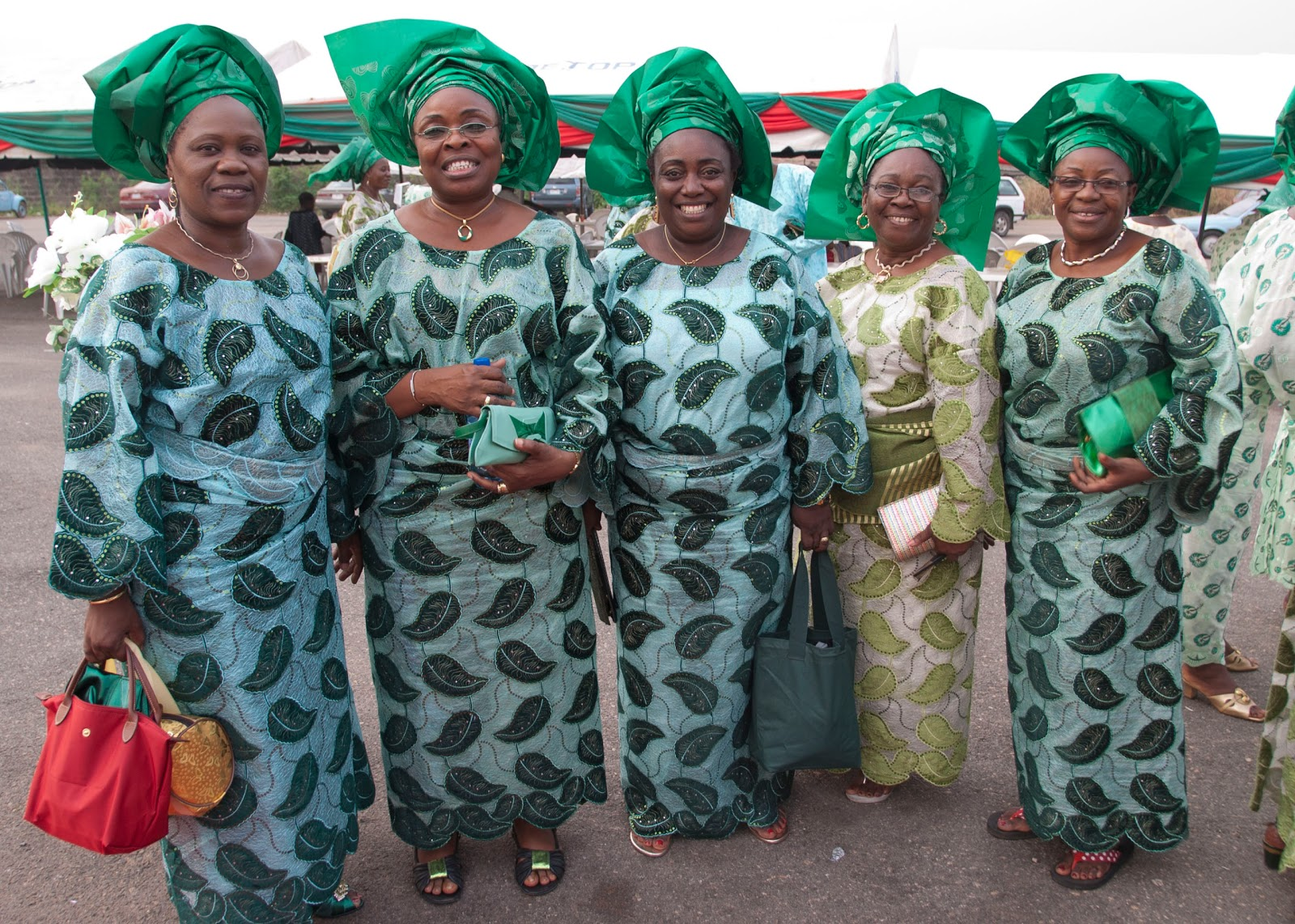 Traditional Clothing In West Africa 2