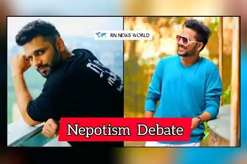 Bigg boss promo 14 Nepotism debate