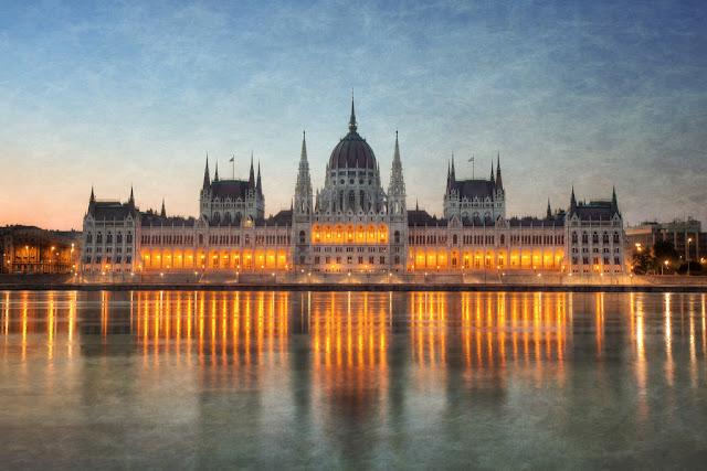 Prédio do Parlamento, Budapeste