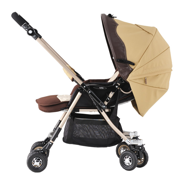 Large Newborn Stroller Nileey 39;s Sphere Stroller Review Aprica Laura Guild