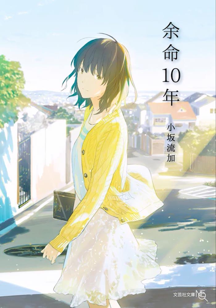The Last 10 Years (Yomei 10 Nen) novela - Ruka Kosaka
