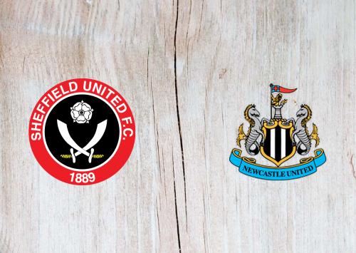 Sheffield United vs Newcastle United -Highlights 12 January 2021