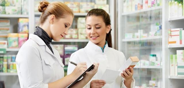 atendente de farmacia curitiba