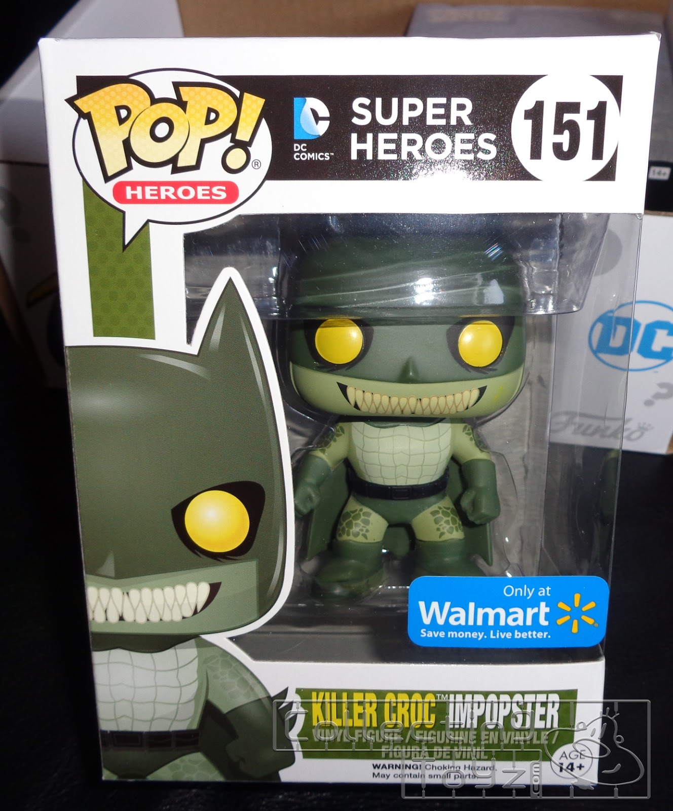 Collecting Toyz: Walmart Black Friday Exclusive DC Mystery Box