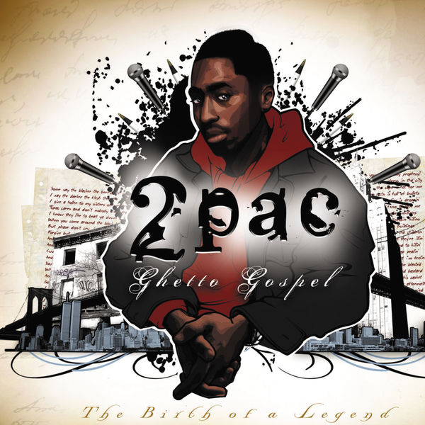 2Pac – Ghetto Gospel (The Birth of a Legend) [iTunes Plus AAC M4A]