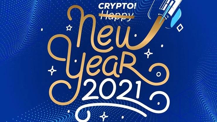 Новогоднее поздравление от CryptoUniverse