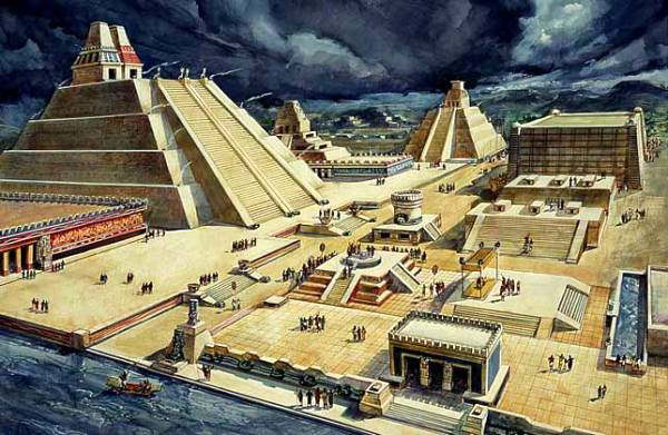 the great pyramid suku aztec