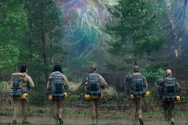 "Natalie Portman & Co. head into the unknown in ""Annihilation"""