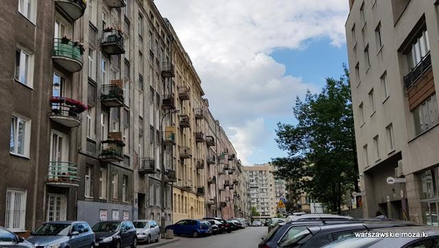 Warszawa Warsaw Praga Północ kamienica architektura praskie ulice