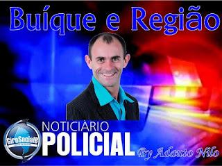 Em Buíque na Vila de Guanunby individuo embriagado  e detido  após fazer varias  ameaças e desacatar  a policia.