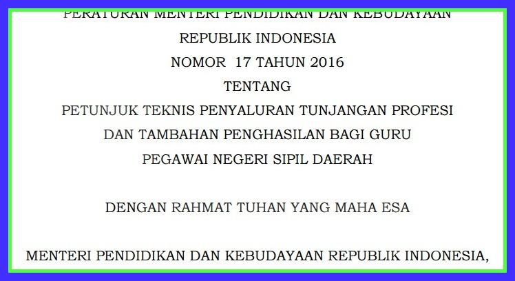 Image Result For Download Permendikbud Yang Baru
