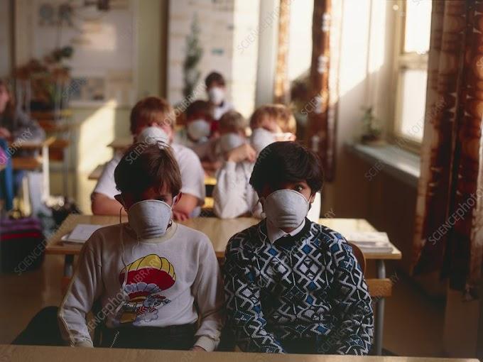 WATCH: Georgia Mother Blasts School For Making Kids Wear Face Masks