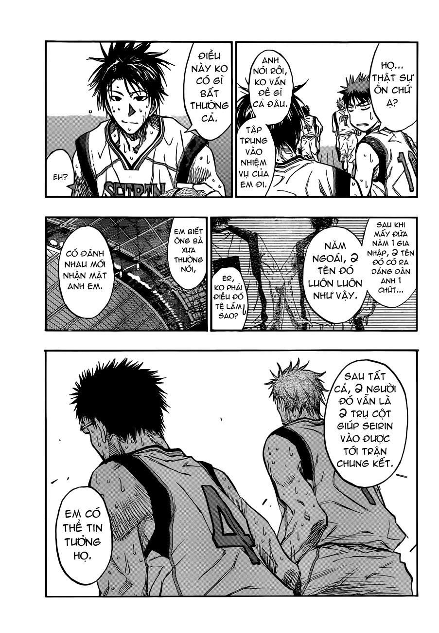 Kuroko No Basket chap 194 trang 9