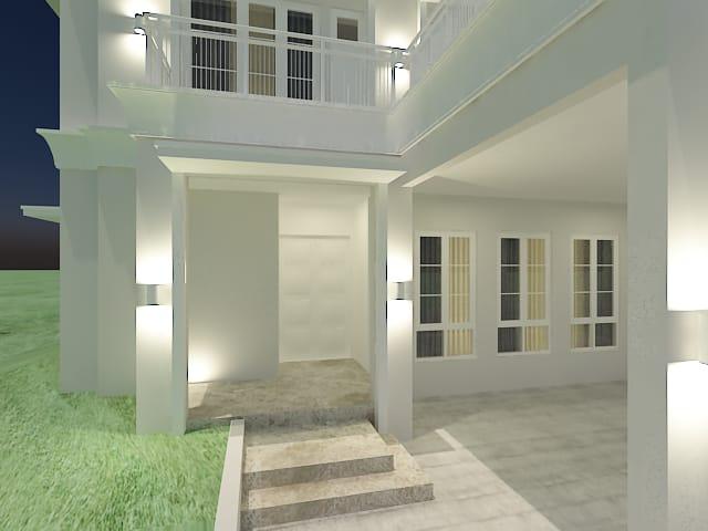 Gambar Desain Rumah Minimalist 1