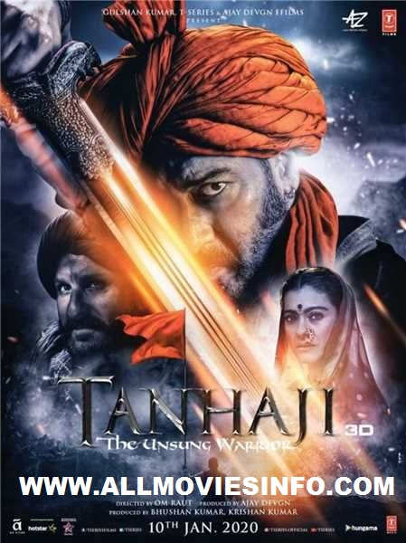 Tanhaji The Unsung Warrior Movie Review, Cast, Budget & Box Office Collection