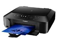 Canon PIXMA MG6450 Printer Driver