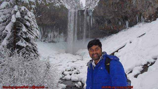Oregon Tamanawas Falls