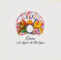 QUEEN - A Night At The Opera - Los mejores discos de 1975, ¿por qué no?