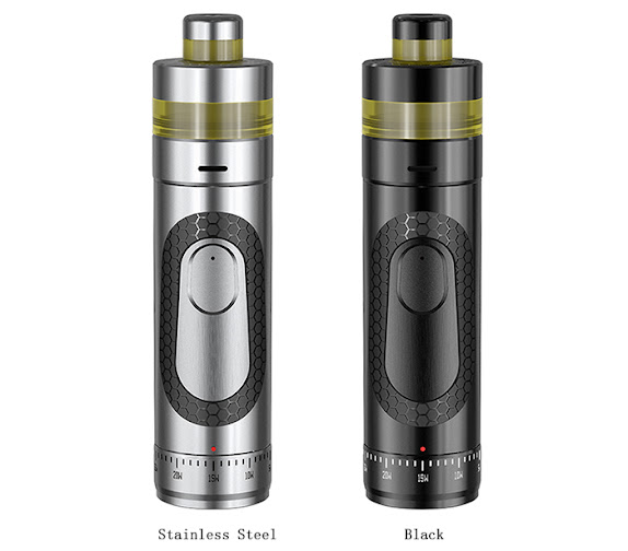 Aspire Zero.G Kit - Compact and Powerful!