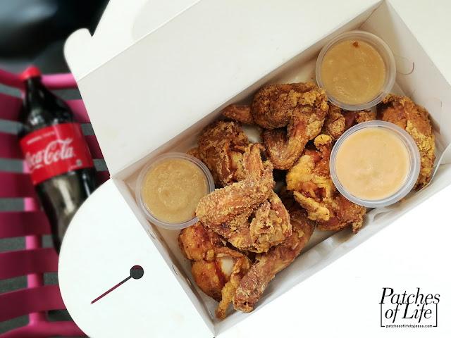 Pancake House Box of 8 Classic Pan Chicken Promo