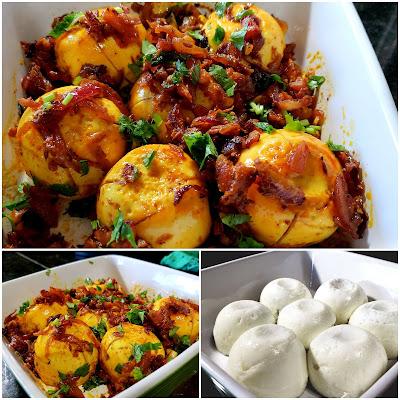 Instant Pot Masala Egg Fry