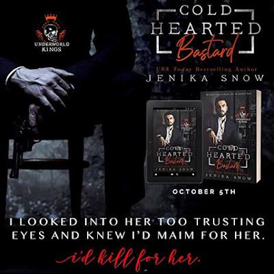 Coldhearted Bastard by Jenika Snow