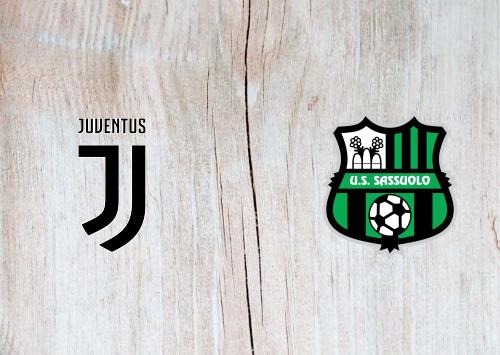 Juventus Vs Sassuolo Full Match Highlights 1 December