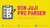 Don Juji Pro Parser