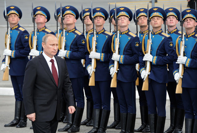 OPINION | Reluctance and Reality: The Case for More Effectual Economic Sanctions against an Increasingly Bellicose Russia