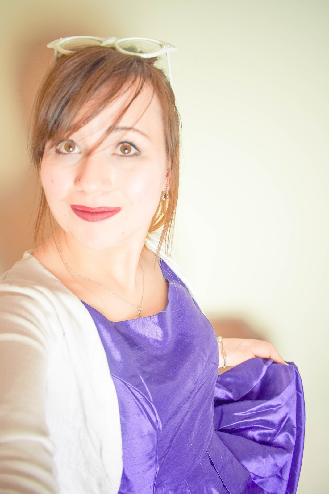 lebellelavie - Embracing my inner Audrey with Lindy Bop clothing