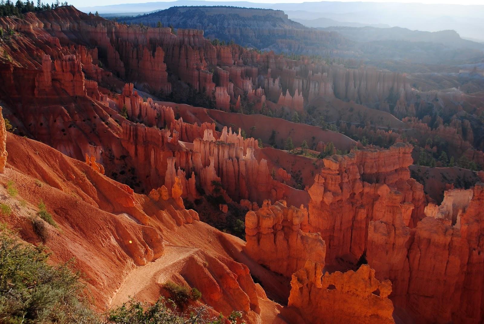Us southwest bryce canyon ou un paysage star wars - Paysage star wars ...