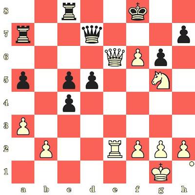 Les Blancs jouent et matent en 4 coups - Awonder Liang vs Lawrence Kaufman, Rockville, 2012