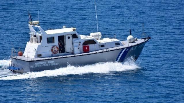 Εισροή υδάτων σε ιστιοφόρο σκάφος στο Γύθειο