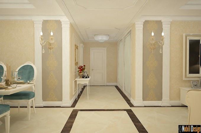 Design interior casa clasica Bucuresti - Arhitect amenajari interioare Bucuresti