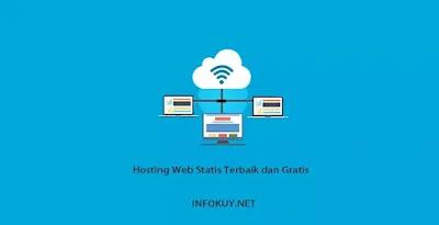 Hosting Web Statis Terbaik dan Gratis