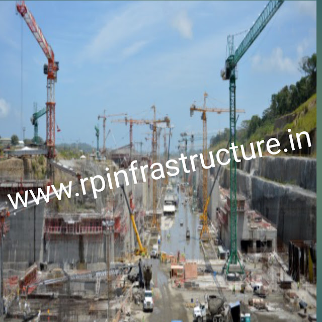 RP Infrastructure Consulting Services Industries