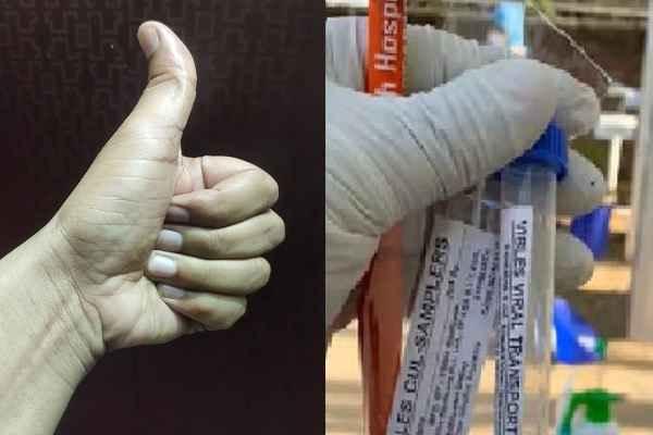 haryana-sarkari-treatment-corona-positive-patient-at-home