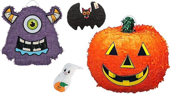 Halloween Piñatas