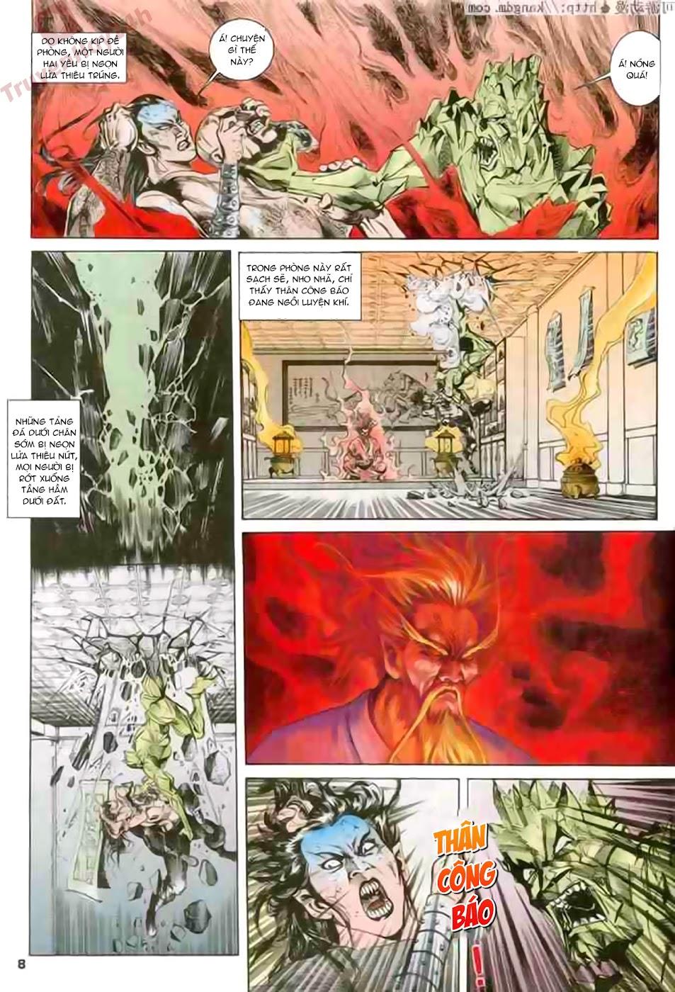 Cơ Phát Khai Chu Bản chapter 86 trang 9