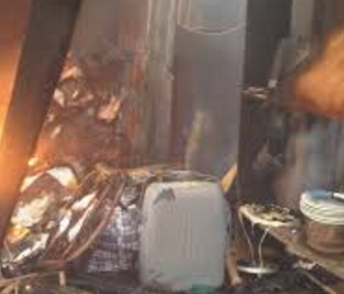 fire kills mother and 7 children ebonyi